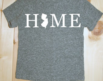 home new jersey- tee