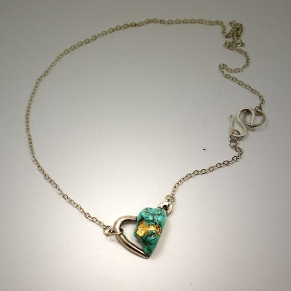 turquoise pendant jewelry Valentine