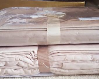 100% Organic Bamboo Queen Quilt /Duvet / Doona Cover Set Handmade
