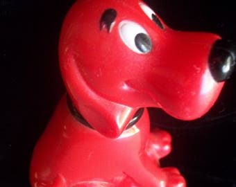 Clifford The Big Red Dog Figurines