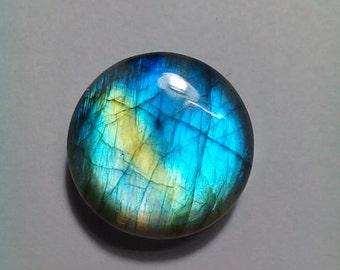 Labradorite Round Shape Cabochon 22 MM
