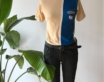 Speed Racer style Vintage shirt