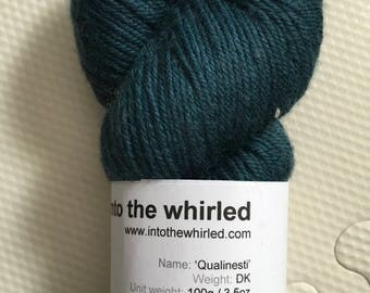 Into The Whirled Delhi in Qualinesti - DK Weight Yarn