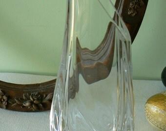 Vase in Sèvres France cirstal