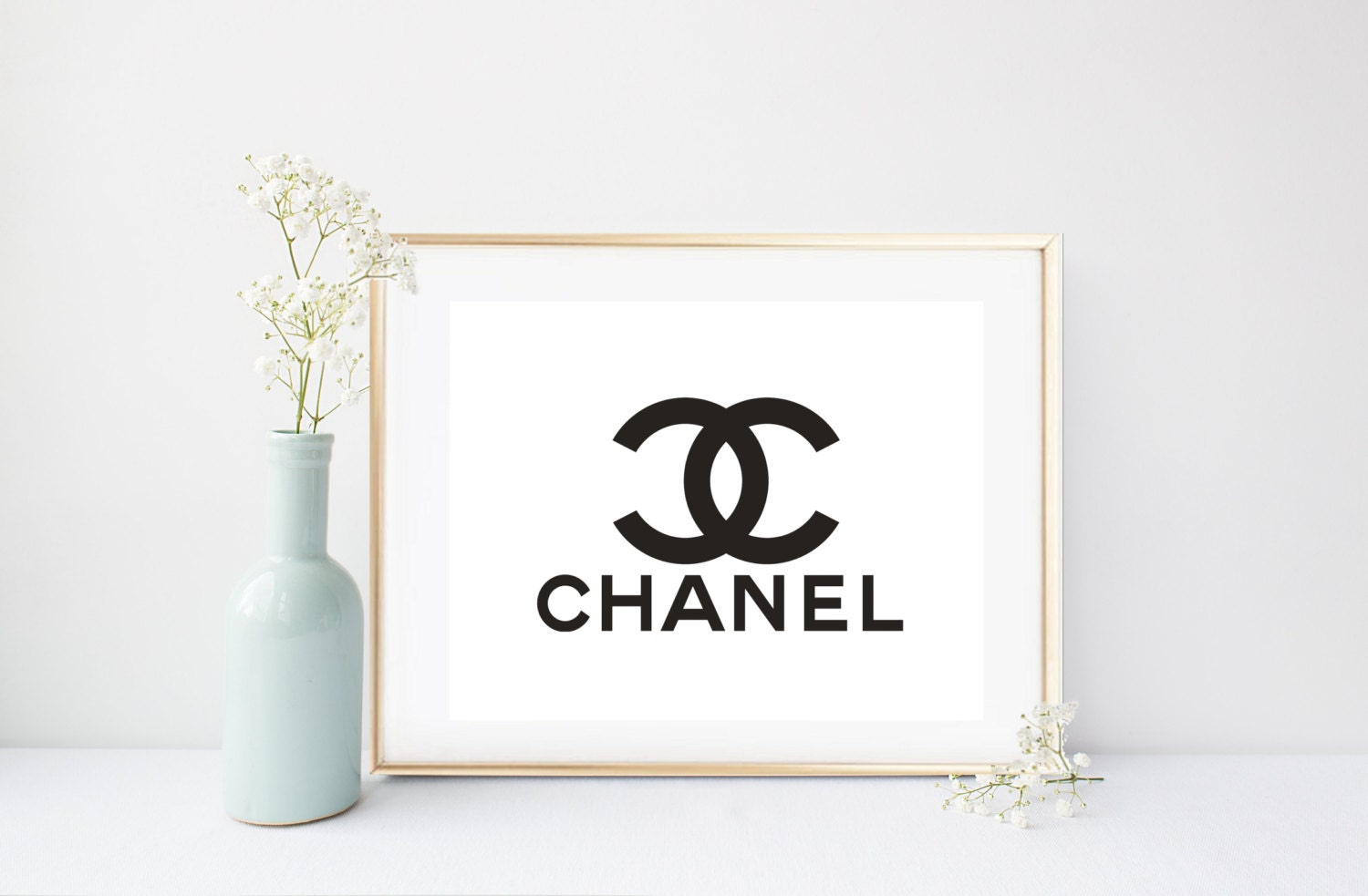 Candid image pertaining to chanel printable