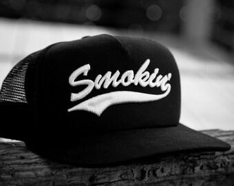 Smokin' Trucker Cap