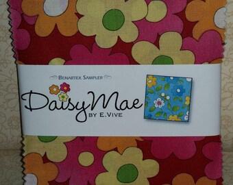 Daisy Mae - Charm Pack - Benartex - by F Vive