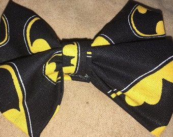Batman clip on bowtie