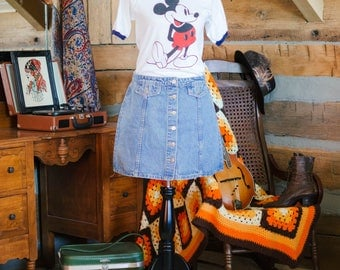 Vintage 1970's Mickey Mouse T-shirt