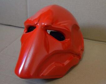 red hood mask