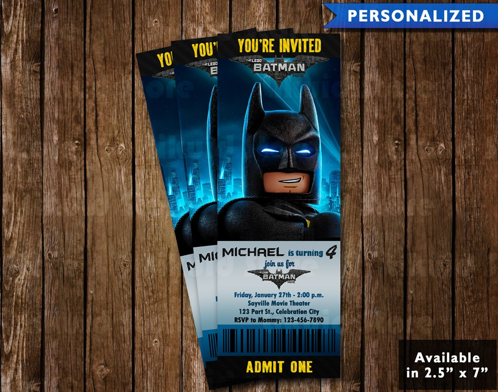 il_fullxfull.1129569720_8dio lego batman etsy,Lego Batman Movie Invitations