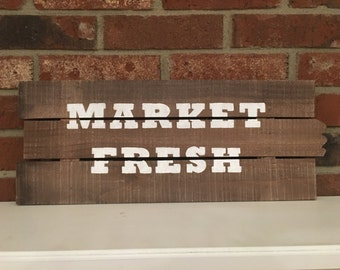 Market Fresh - 8 x 20