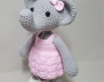 amigurumi crochet pattern big bear