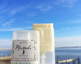 Green Tea Facial Sunscreen - Herbal Sunblock for Face - Sun Tan Lotion - Organic Sun Protection - 1/2 oz