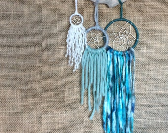 Dragonfly Dream Catcher Wall Hanging
