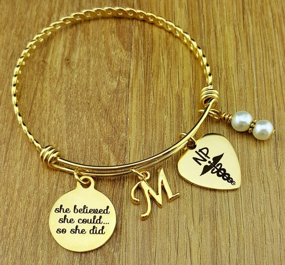 Gold Nurse Practitioner Gifts Graduation Gift Nurse Graduation Gift Graduation Gift for Nurse College Graduation Graduation Gift Senior 2017