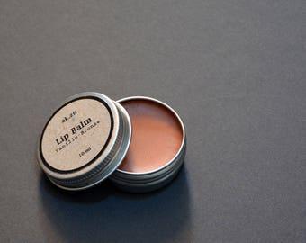 Vanilla coconut Shea lip balm | Bronze