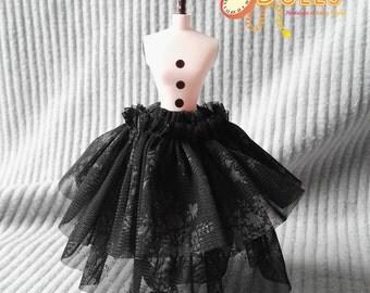 Pullip cloth skirt Gyaru Kawaii Lolita