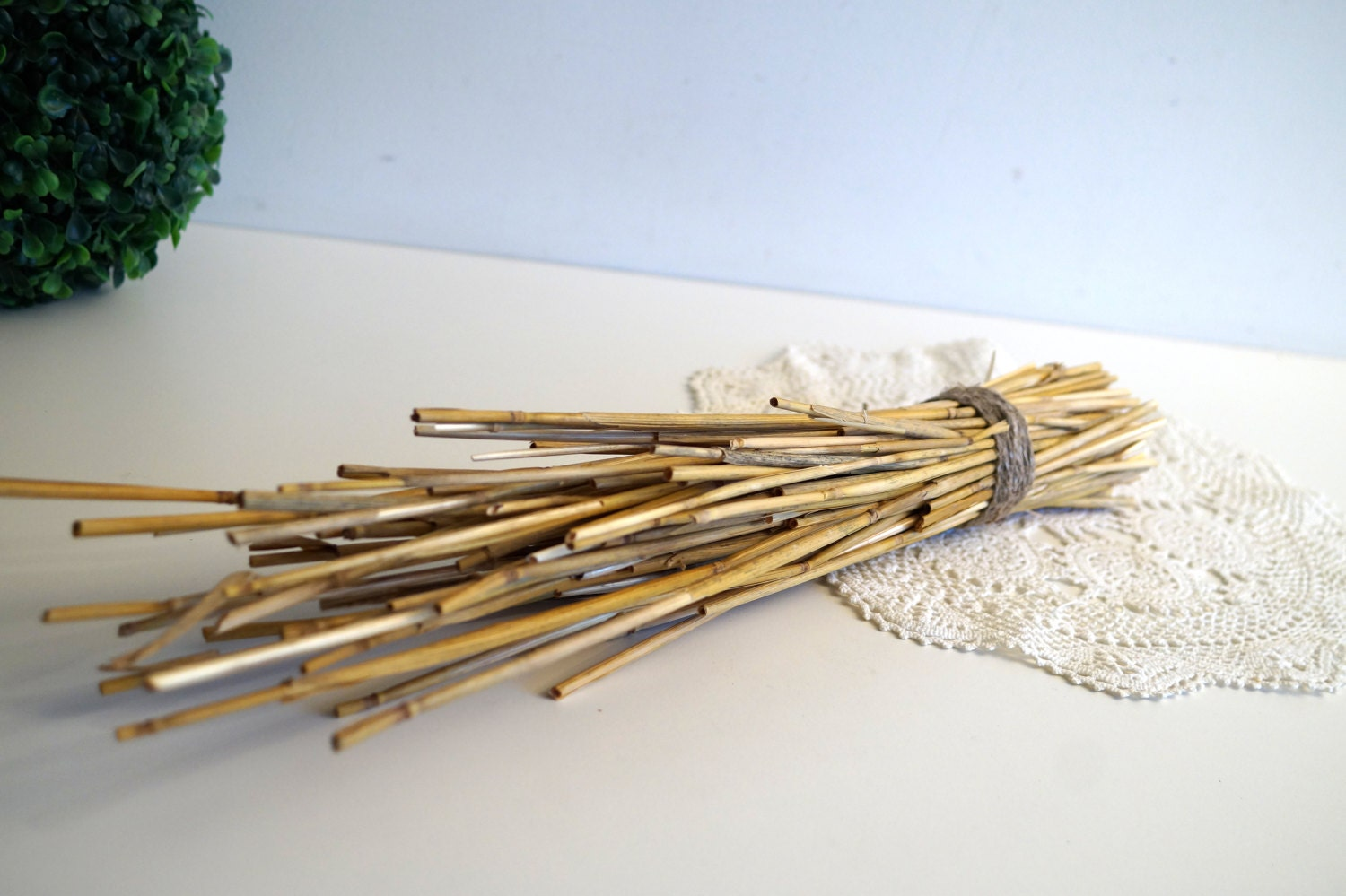 Natural straw bouquet straw bunch dried grass bunch vase filler sold by designfromthesea reviewsmspy
