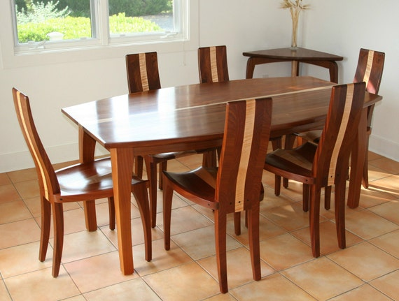 Dining Table Oval Dining Table Solid Wood Dining Table