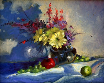Daisies and Apples