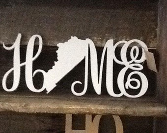 Kentucky Home Sign