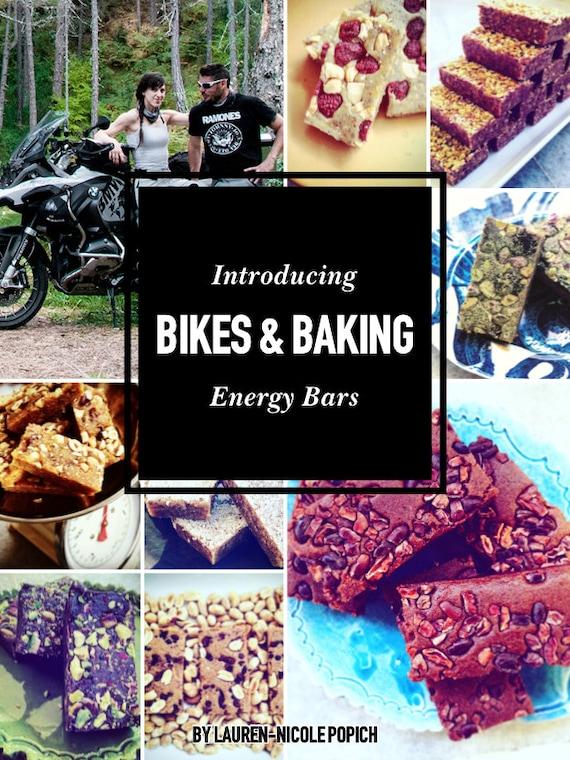 Bikes & Baking : Energy Bars