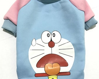 Dog Clothes - Ding Dong Design Dog Sweater, High Quality Soft Cotton Pet Clothes