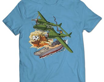 1943: The Battle of Midway T-shirt