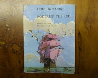 Roderick the Red by Sheila K.McCullagh dated 1983