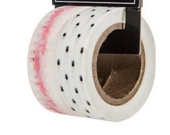 Flamingo Washi Tape Perfect for Scrapbooks, Cards, Gift Packaging, Labels, Calendars, and so much more.