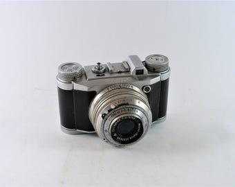 Altix Vebur Vintage Analogue Camera Jamed - Not Working