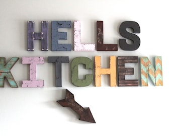 Unique Kitchen Decor Etsy