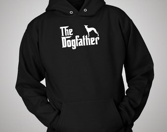 Italian Greyhound DogFather Hoodie