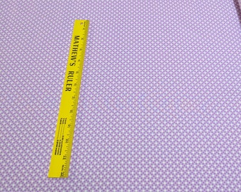 Dim Dots-Purple Cotton Fabric from Michael Miller
