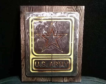 United State Army Wall Art