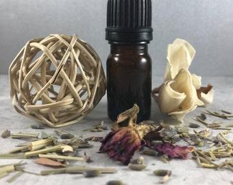 5ml | Essential Oil Blend | Refill | Stress Relief Blend | Relaxation Blend | Focus Blend | Energizing Blend