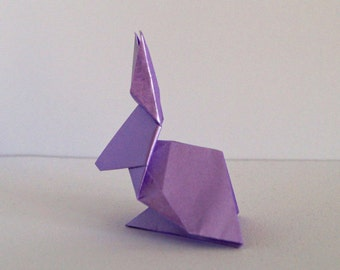 Rabbit Origami Easter