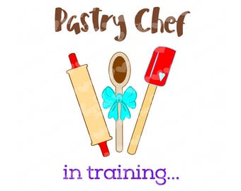 Pastry Chef in Training SVG