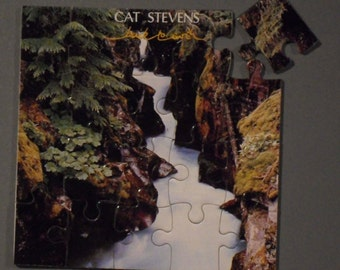 Cat Stevens CD Magnetic Puzzle