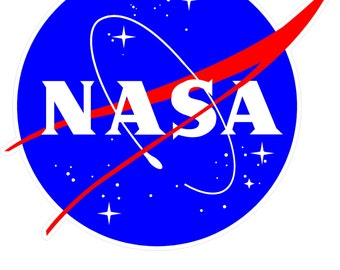 NASA Aerospace space shuttle lunar astronaut Vinyl Decal Sticker Car Truck Yeti DIY Bumper Window choose your size