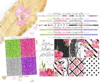Flower Girl Love EC Vertical Weekly Kit