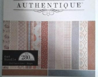 Authentique Paper Pad - Rare Edition