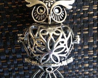 Owl Oil Diffuser Pendant