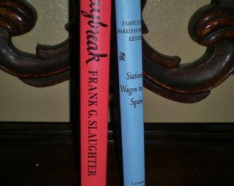Retro Pastel Book set Fifties Vintage
