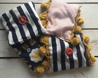 Lavender mini pillows (1 each)