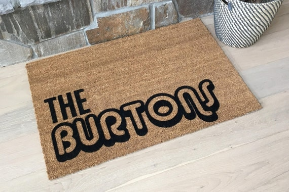 ... Door Mats Designs   Retro Design   Gift   Coir Doormat   Cool Doormats    Cool