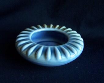 Colibri Irish Porcelain Trinket Dish, Wade Irish Porcelain Tea Strainer Holder