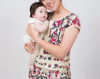 Breastfeeding Dress - Lauren.