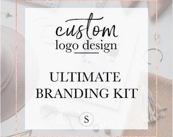 Ultimate Branding Kit Design  // Custom Logo Design // Branding Kit // Graphic Design Logo Package // Logo Branding // Bespoke Logo